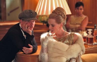 Olivier Dahan et Nicole Kidman Grace de Monaco