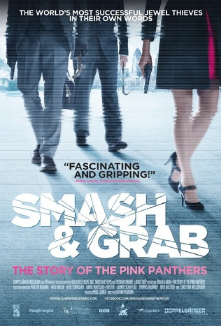 Smash and Grab - The Story of the Pink Panthers