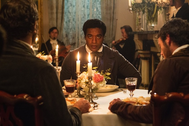 Solomon Northup-Chiwetel Ejiofor
