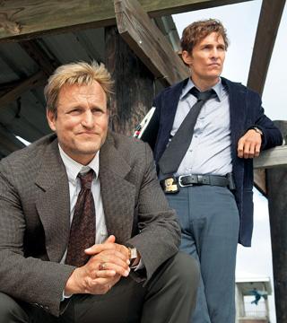 True Detective avec Matthew McConaughey et Woody Harrelson