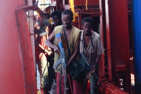 Capitaine Phillips - Barkhad Abdi