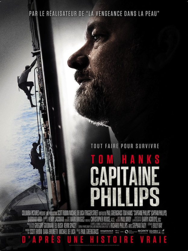 Capitaine Phillips affiche