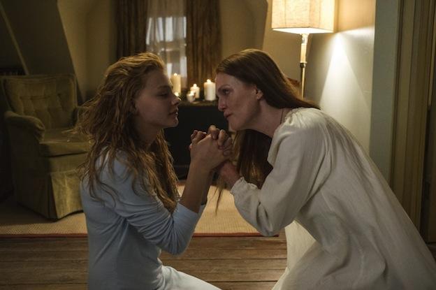 Carrie - Chloe Moretz et Julianne Moore