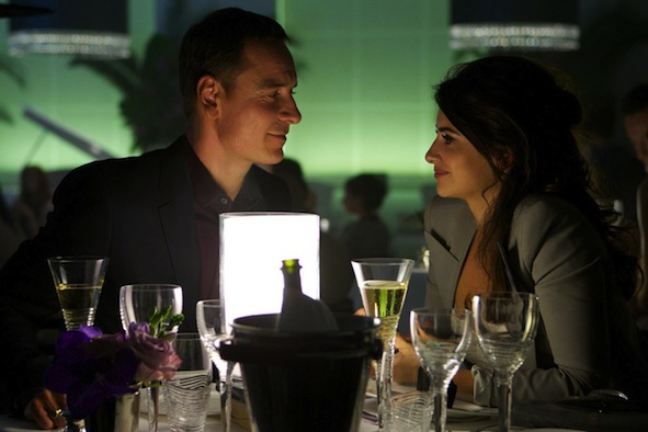 Cartel (The Counselor) - Michael Fassbender et Penelope Cruz