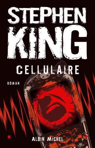 Cellulaire Stephen King livre