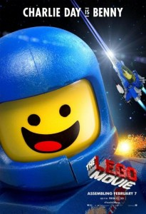 Charlie Day (Benny) Lego Movie
