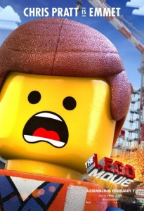 Chris Pratt (Emmet) Lego Movie