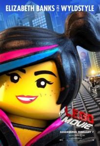 Elizabeth Banks (WyldStyle) Lego Movie