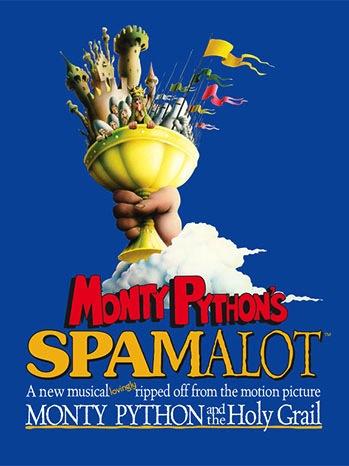 Spamalot Monty Python