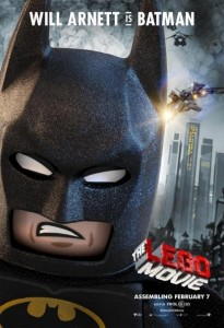 Will Arnett (Batman) Lego Movie