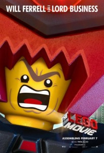 Will Ferrell (Lord Business) Lego Movie