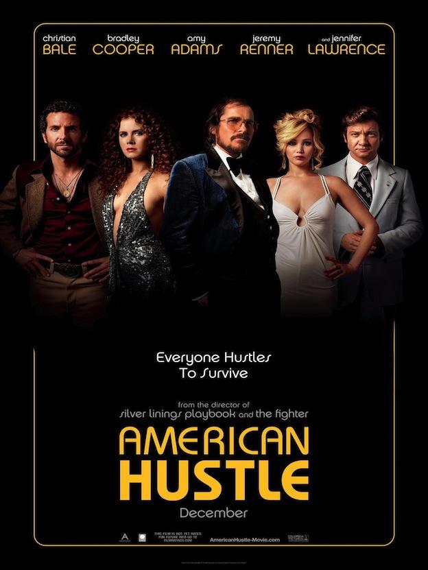 American Hustle affiche