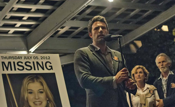 Ben Affleck Gone Girl premiere photo