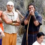 Exodus Christian Bale et Joel Edgerton -Moise et Ramses