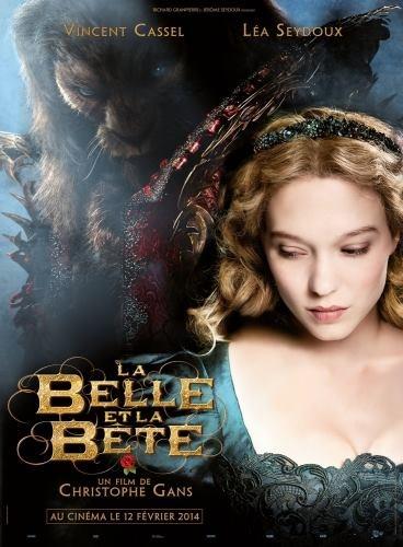 La Belle et la Bete affiche