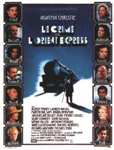 Le Crime de l'Orient Express - affiche