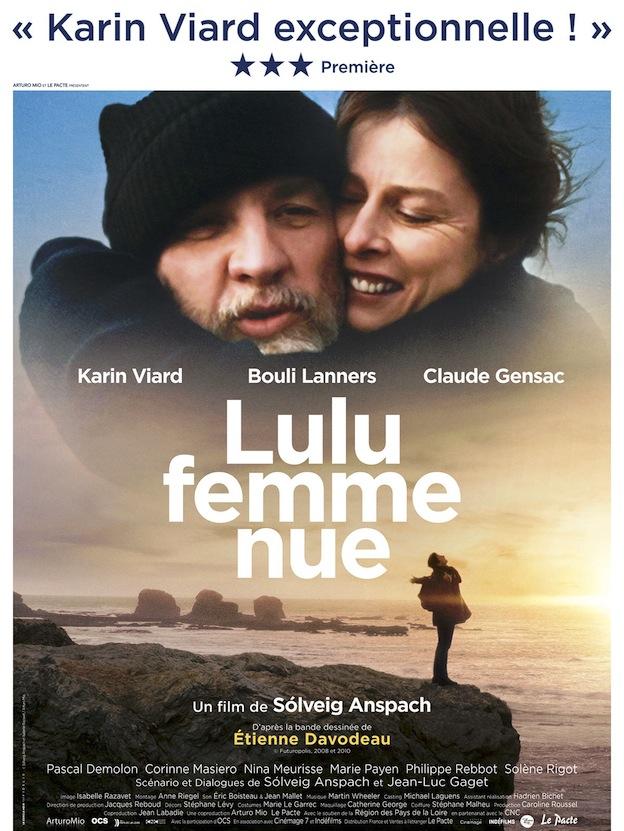 Lulu femme nue affiche