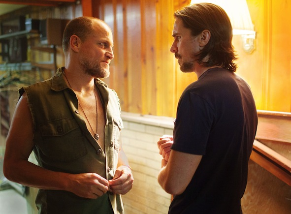 Out of the Furnace - Christian Bale et Woody Harrelson