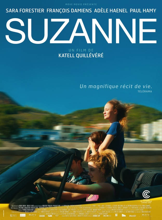 Suzanne affiche
