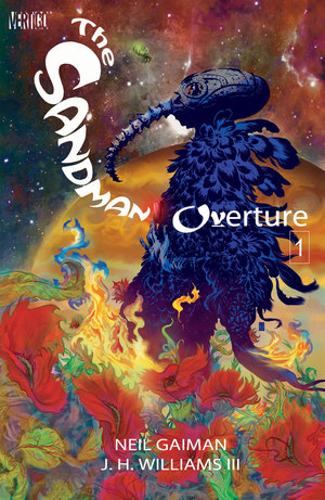 The Sandman Overture de Neil Gaiman - prequel