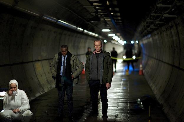 Tunnel Stephen Dillane