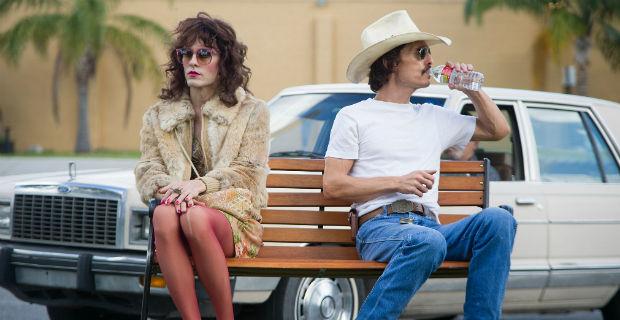 Dallas Buyers Club Jared Leto et Matthew McConaughey