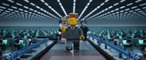 La Grande Aventure Lego President Business