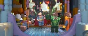 La Grande Aventure Lego Superman Geen Lantern