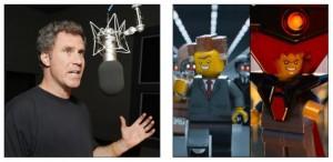 La Grande Aventure Lego Will Ferrell President Business