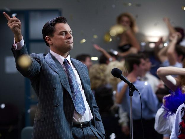 Le Loup de Wall Street Leonardo DiCaprio