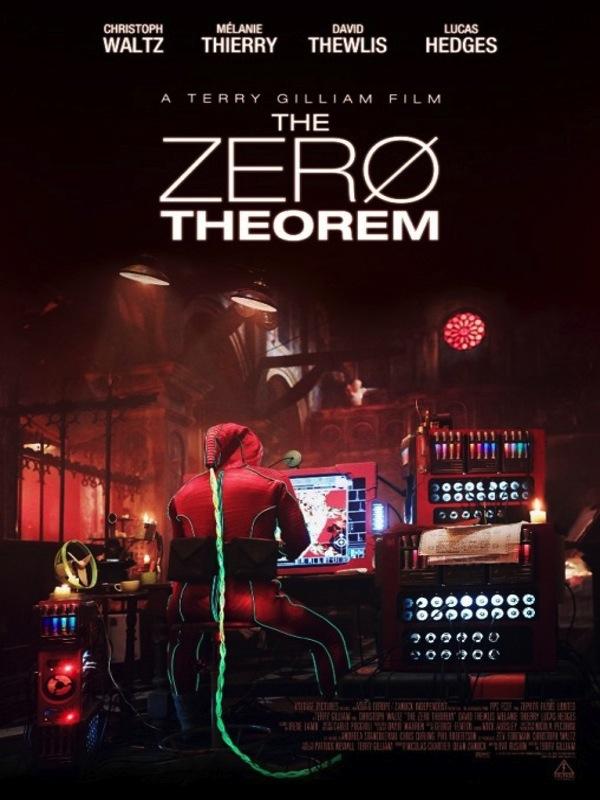 The Theorem Zero affiche