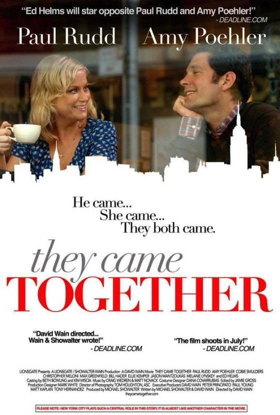 They came together affiche