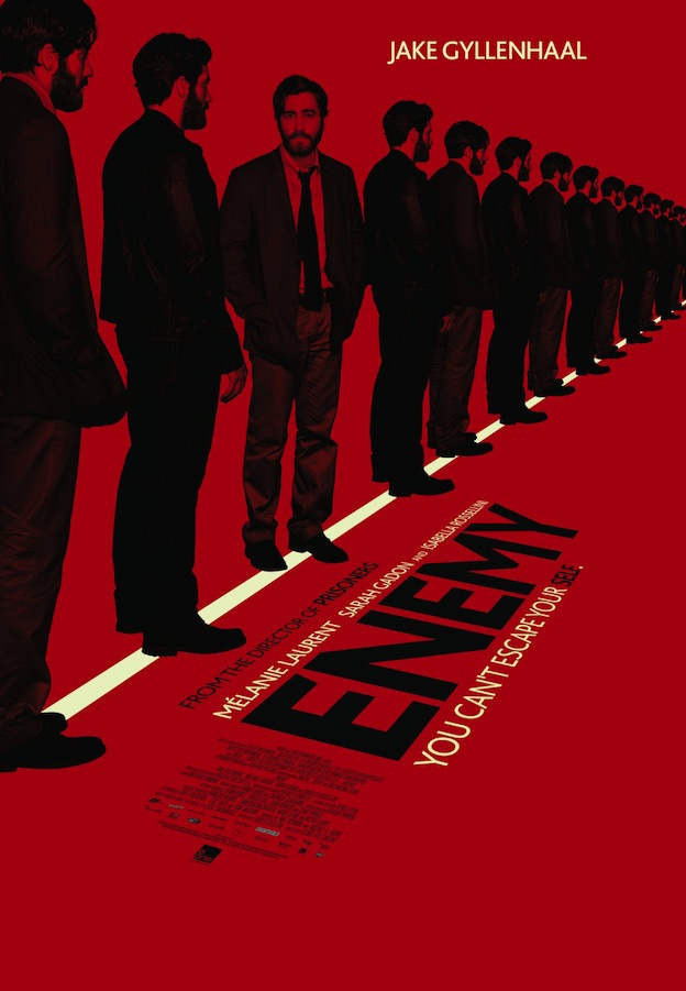 Enemy affiche - Jake Gyllenhaal - Denis Villeneuve
