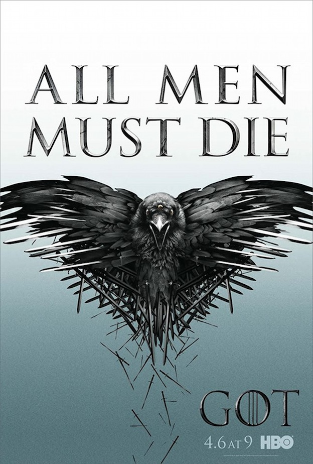 Game of Thrones S4 affiche
