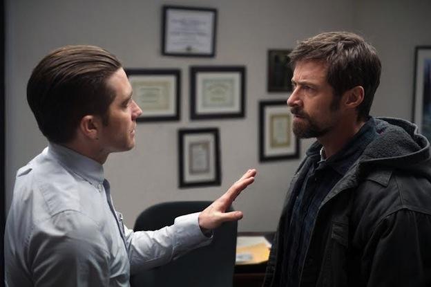 Jake Gyllenhaal et Hugh Jackman - Prisoners