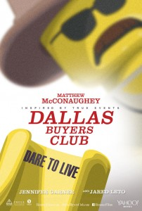 Lego Dallas Buyers Club
