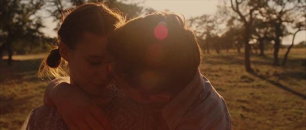 Les Amants du Texas Rooney Mara Casey Affleck
