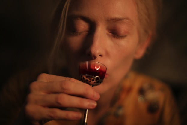 Only Lovers Left Alive avec Tilda Swinton / © Pandora Film - Exoskeleton Inc.