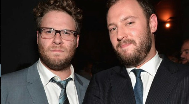 Seth Rogen et Evan Goldberg