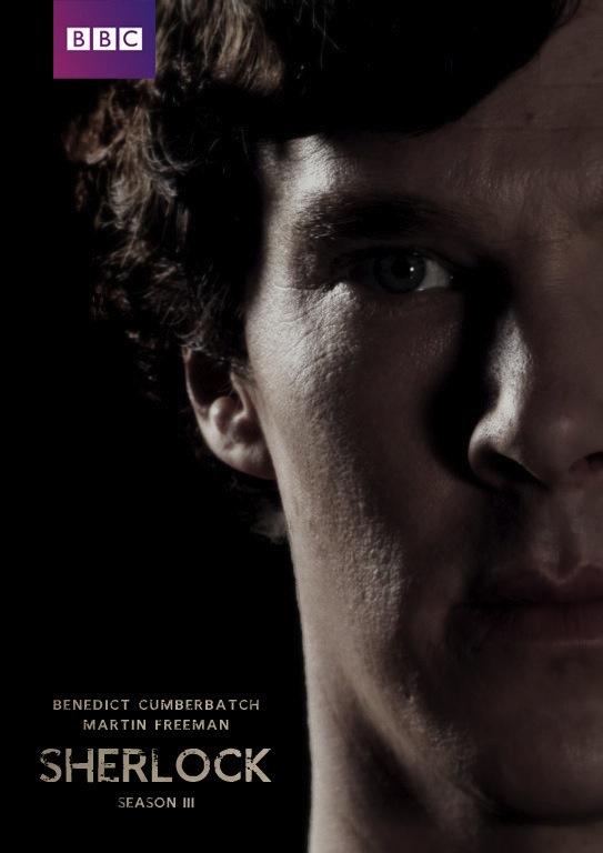 Sherlock saison 3 affiche