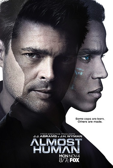 Almost Human affiche