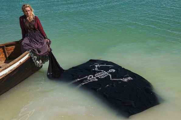 Black Sails- Hannah New-Starz Entertainment