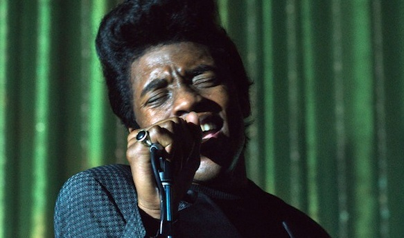 Chadwick Boseman-Get on Up-James Brown / ©Universal
