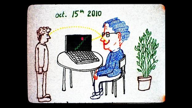 Conversation animée avec Noam Chomsky / IFC Films