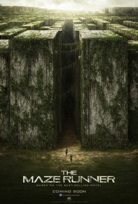 Le Labyrinthe-The Maze Runner affiche