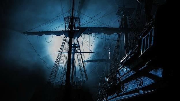 Navire-Black Sails - Starz Entertainment