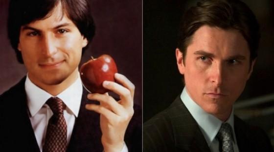 Christian Bale en pourparlers pour le biopic Steve Jobs