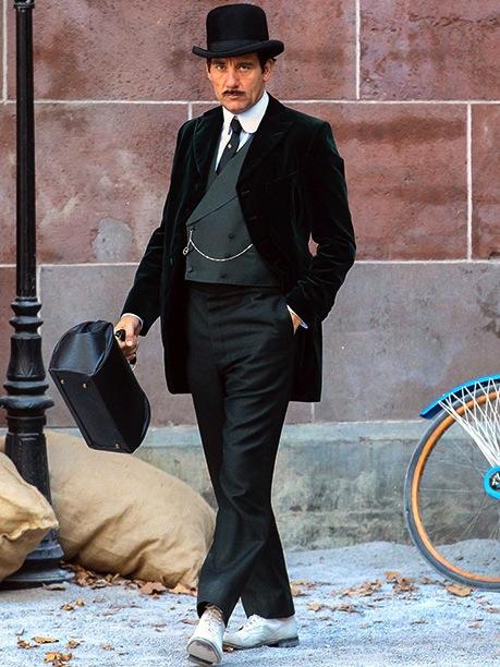 Clive Owen dans The Knick de Steven Soderbergh