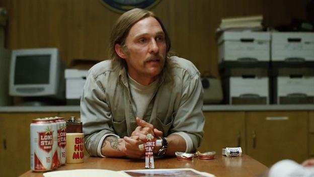 Matthew McConaughey dans True Detective / © HBO