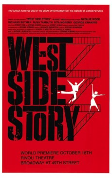 West Side Story - affiche